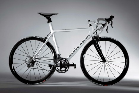 range rover evoque road bicycle
